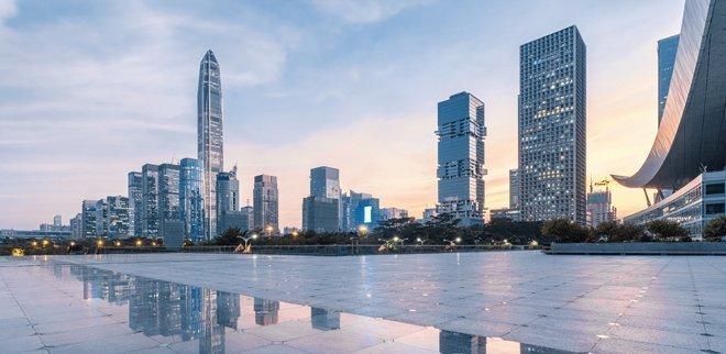 Ferien 2019 Shenzhen
