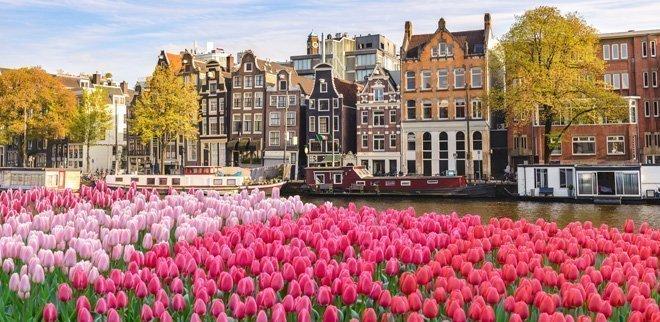 Amsterdam Flitterwochen