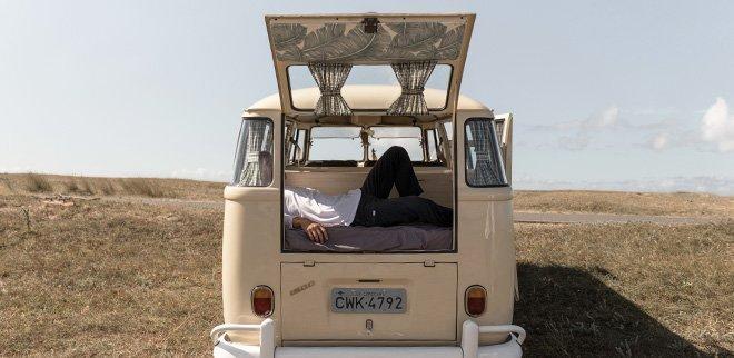 Auto Van Camper