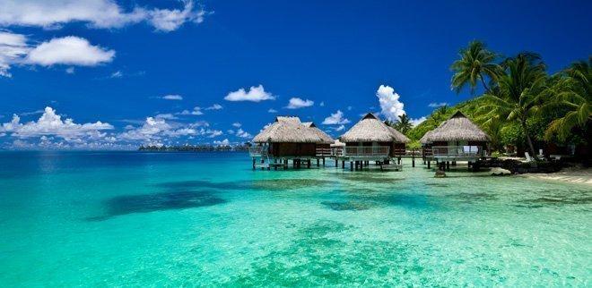 Reiseziel im Winter: Bora Bora