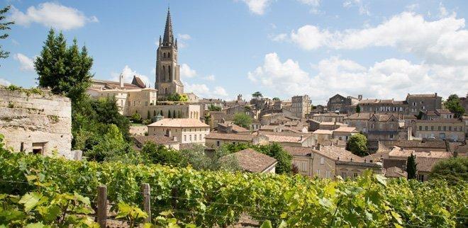 Bordeaux Flitterwochen