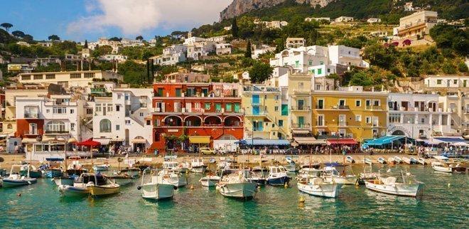 Capri Flitterwochen