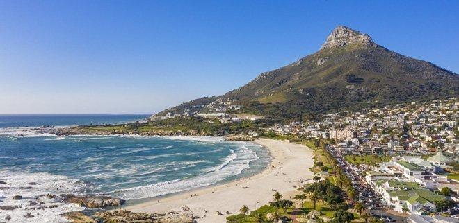 Reiseziel im Winter: Kapstadt