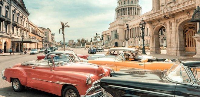 Reiseziel im Winter: Kuba