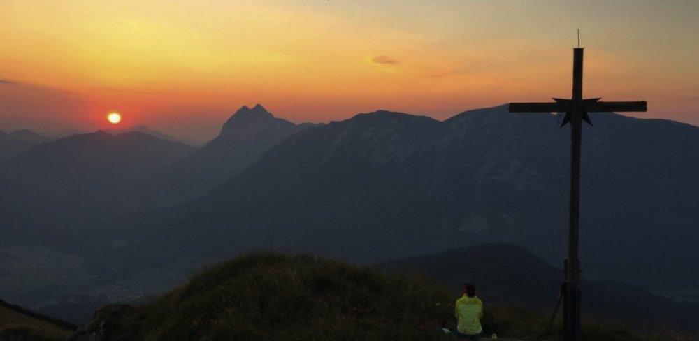 Sonnenaufgangstour zu Astenau Alp