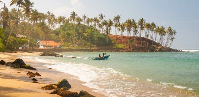 Reiseziel im Winter: Sri Lanka