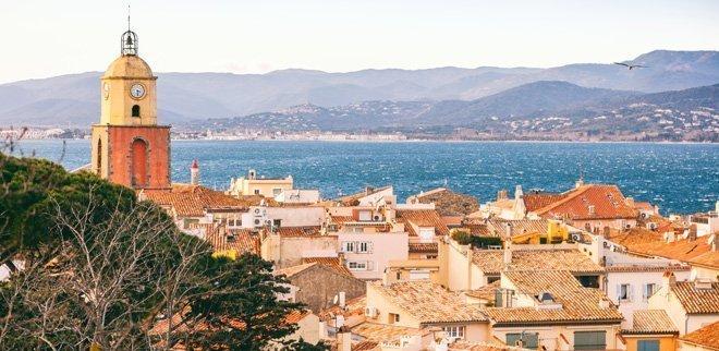 St. Tropez Flitterwochen