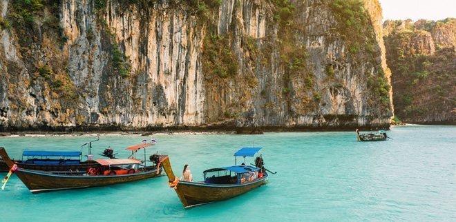 Reiseziel im Winter: Thailand