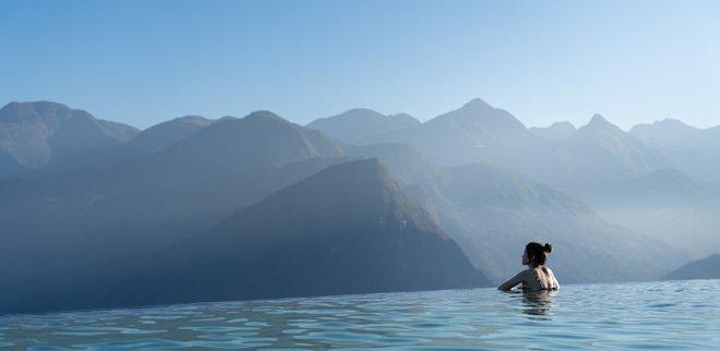 Die schönsten Wellnesshotels der Schweiz