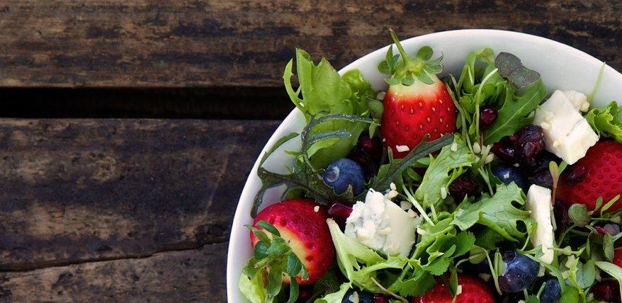 fein und gesund salat rezepte f r den sommer. Black Bedroom Furniture Sets. Home Design Ideas