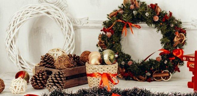 Funkelnde Ideen zum Weihnachtsdeko basteln