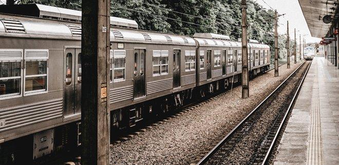 Zugreise schenken zu Weihnachten