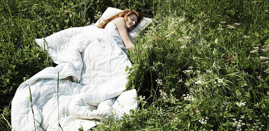 Schlafen Sie sich schön und munter!