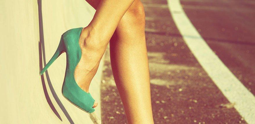 Schuhe spiegeln unseren wahren Charakter wieder