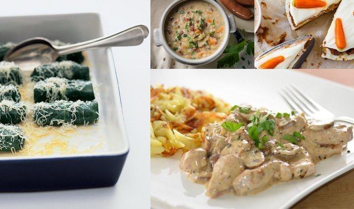 Die 5 besten Schweizer Rezepte zum nachkochen.