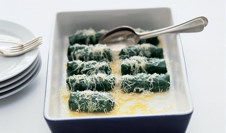 Schweizer Rezepte: Capuns zum selberkochen