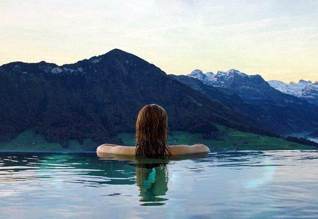 Wärme in der Therme: Die schönsten Thermalbäder der Schweiz