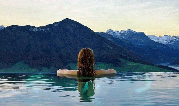 Thermalbäder Schweiz: Hier findest du Erholung.