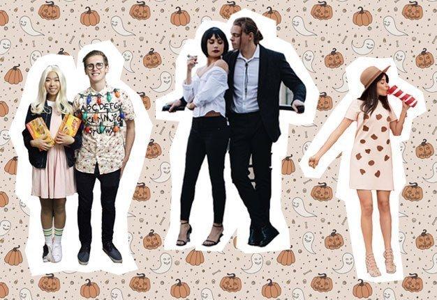 Bei uns gibt's nur Süsses! 9 bezaubernde Halloween Kostüme zum Selbermachen