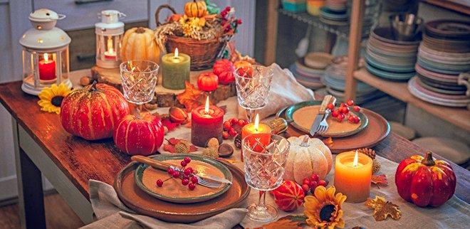 Herbstdeko: DIY für die goldene Jahreszeit