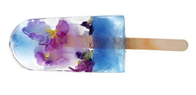 Wassserglace selber machen: Glace mit dem gewissen Extra
