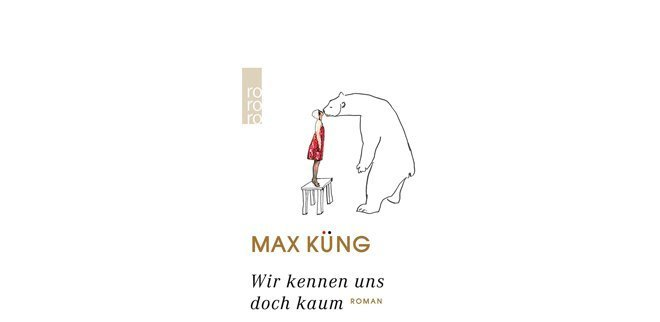 Wir kennen uns doch kaum von Max Kueng