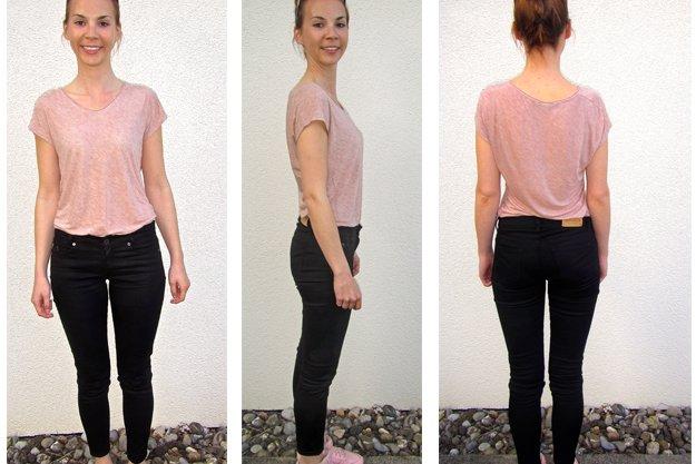 Selfnation: Jeans nach Mass im Selbsttest