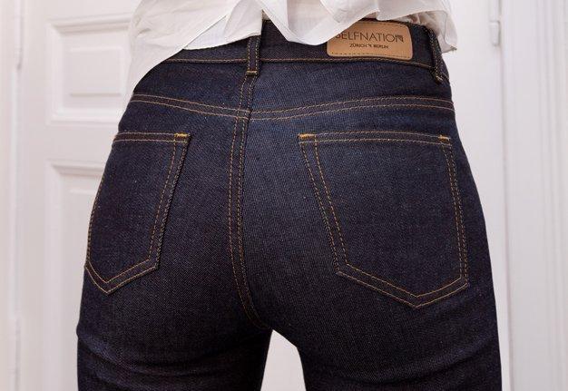 Selfnation verspricht perfekt sitzende Jeans – wir haben den Test gemacht
