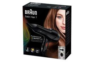 Perfektes Hairstyling mit dem Braun SensoDryer Satin Hair 7