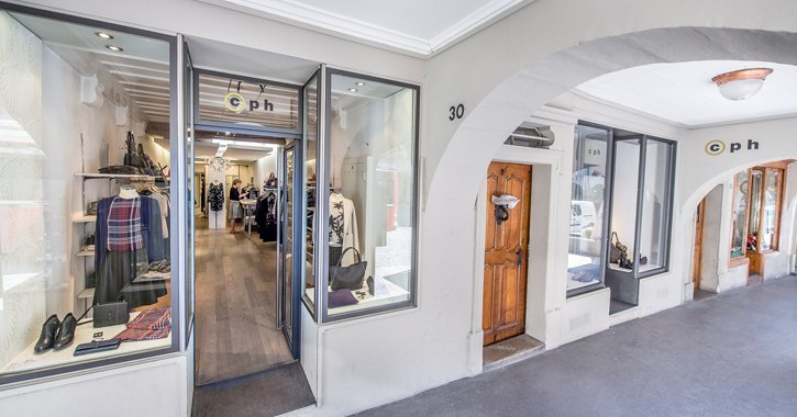 Shopping-Guide in Bern: Mode Boutique