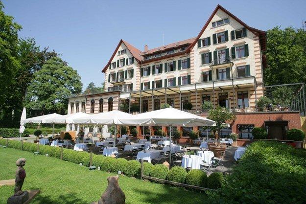 Osterbrunch Zürich: Hotel Zürichberg
