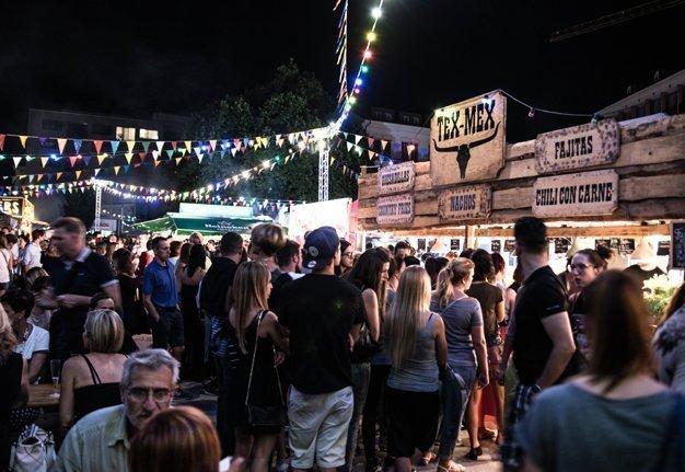 Street Food Festival Schweiz: Die besten Adressen zum Schlemmen