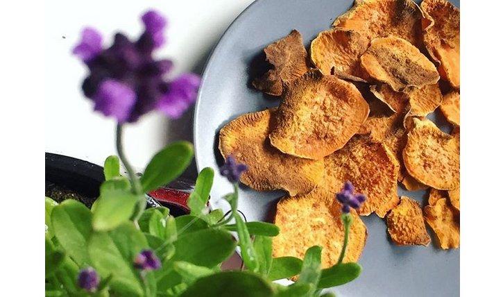 Süsskartoffel Chips Rezept