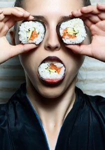 Keep rolling: Sushi selber machen