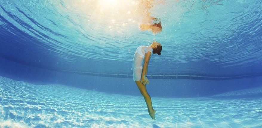 Frisches Meerwasser macht die Thalasso-Methode zum Erfolg.