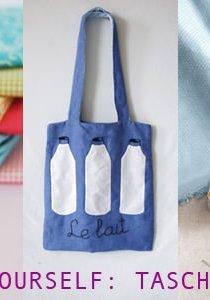 Tasche selber machen: In wenigen Schritten zur Lieblingstasche