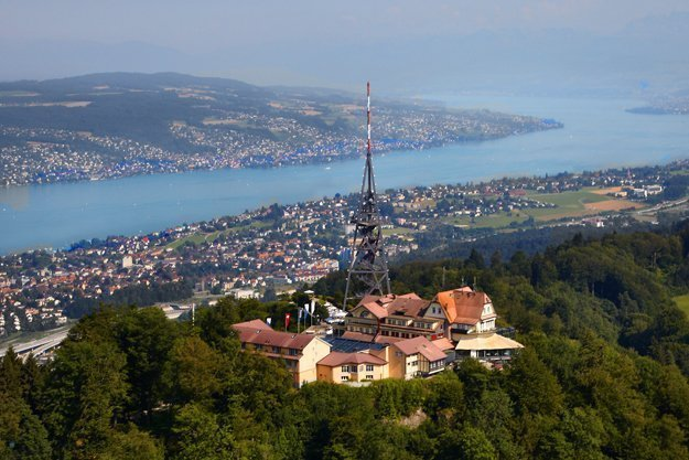Osterbrunch Zürich: Uto Kulm