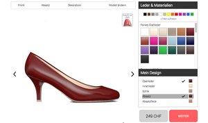 new styles 358eb 6c29a Schuhe selber designen war noch nie so einfach