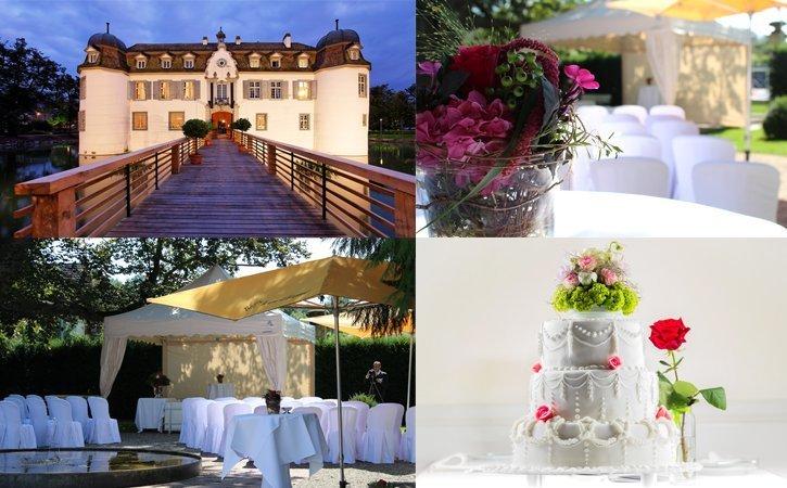 Heiraten im Schloss in der Schweiz