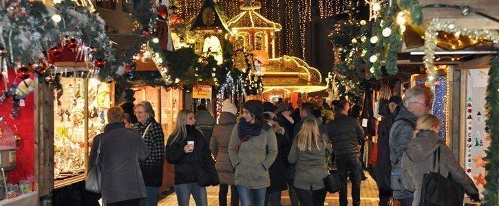 Die schoensten Schweizer Weihnachtsmaerkte, Winterthur
