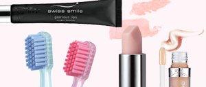 Bitte lächeln! Gewinne 2x2 Zahnbürsten und ein Lippenpflegeset von Swiss Smile