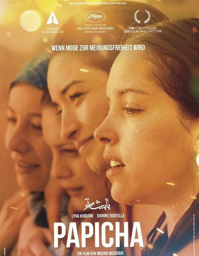 Film PAPICHA: Gewinne Kinotickets