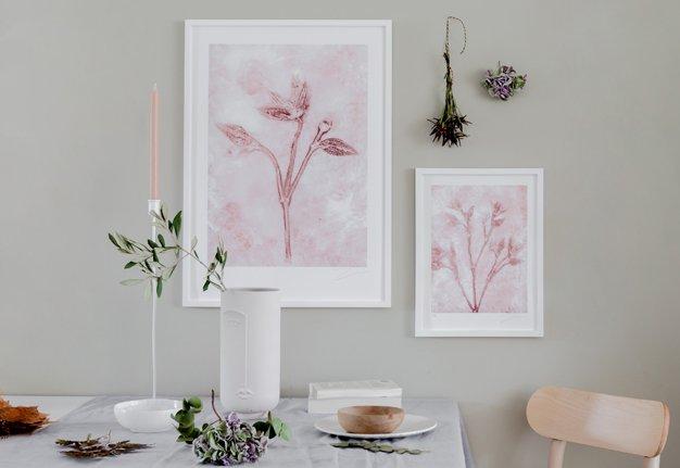 Gewinne einen Druck von XIXI Floral Botanical Prints