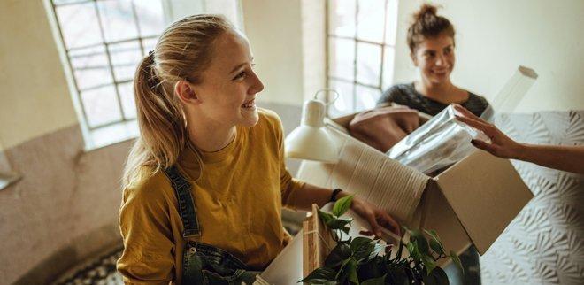 WG oder eigene Wohnung - Rechtliches in Sachen Wohnen und Mieten
