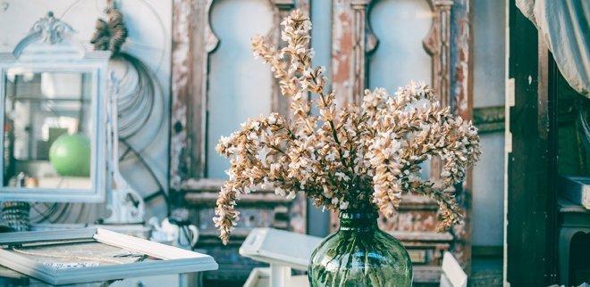 Trockenblumen als Deko-Trend