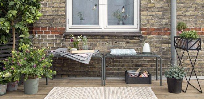 Balkongarten anlegen: Mit diesen 5 Tipps sprisst die kleine Balkon-Oase.