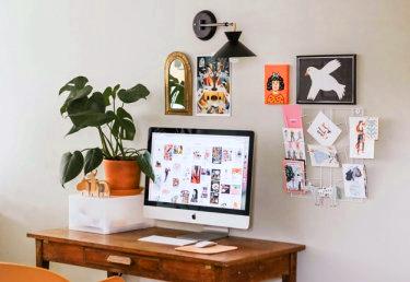 14 Ideen, wie du trostlose Wände aufpeppen kannst