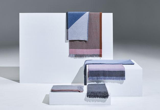Wettbewerb: Wir verlosen fünf Designer-Wolldecken von Atelier Pfister im Gesamtwert von rund 1000 Franken