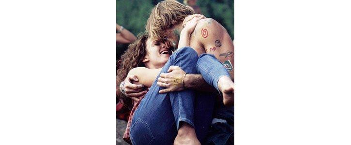 Diane Lane und Viggo Mortensen in A Walk on the Moon. Ein Film übers Femdgehen und eine grosse Entscheidung.