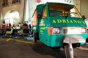 adrianos bar cafe restaurant mittagessen bern